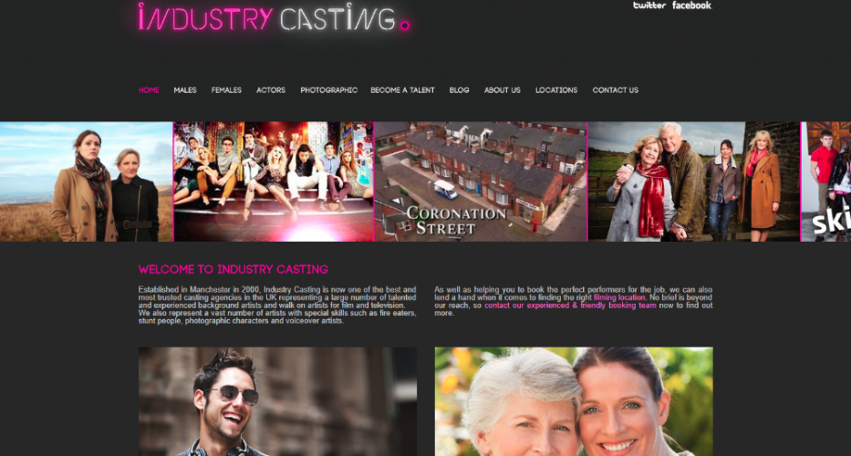 Industry Casting