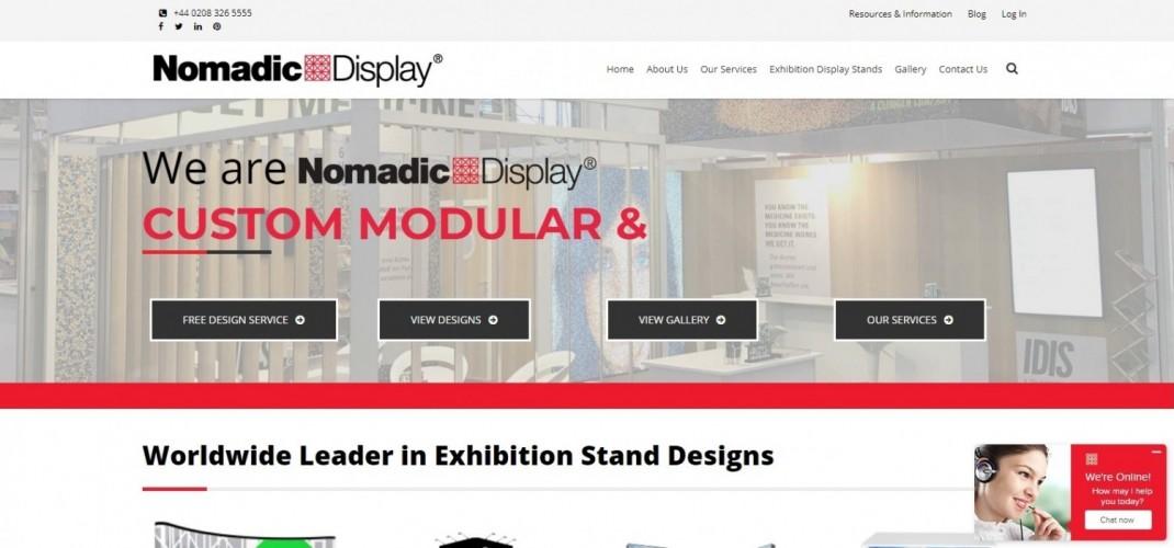 Nomadic Display UK