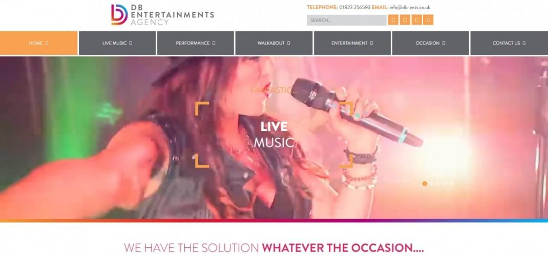 DB Entertainments