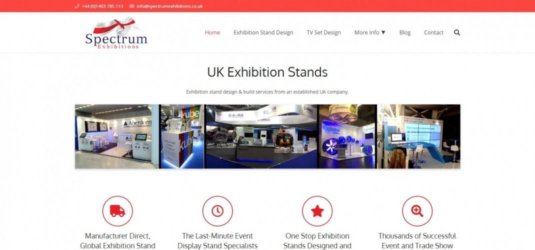 Spectrum Exhibitions Ltd