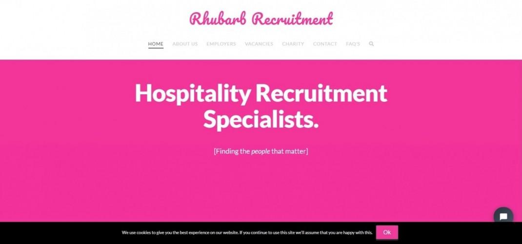 Rhubarb Recruitment