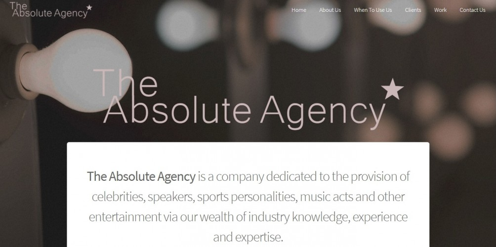 The Absolute Agency