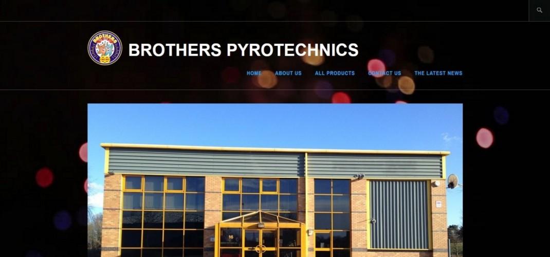 Brothers Pyrotechnics UK LTD