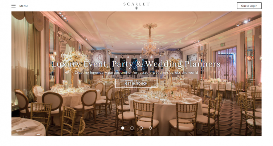 Scarlet Events
