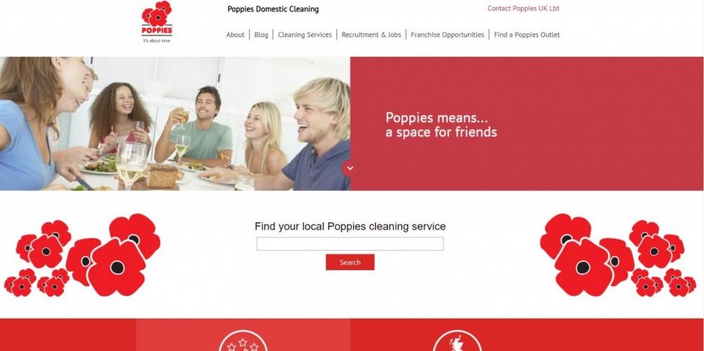 Poppies (UK) Ltd