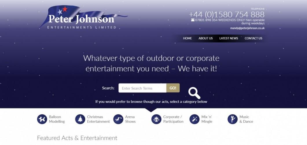 Peter Johnson Entertainments