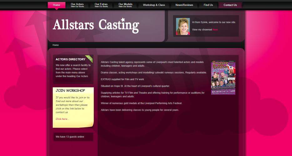 Allstars Casting