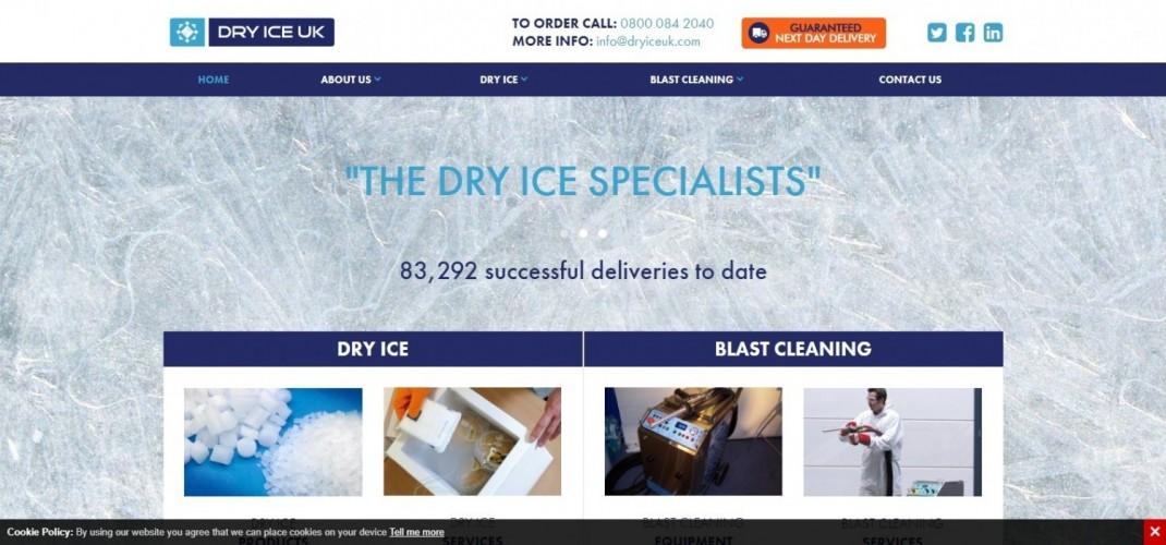 Dry Ice UK Ltd