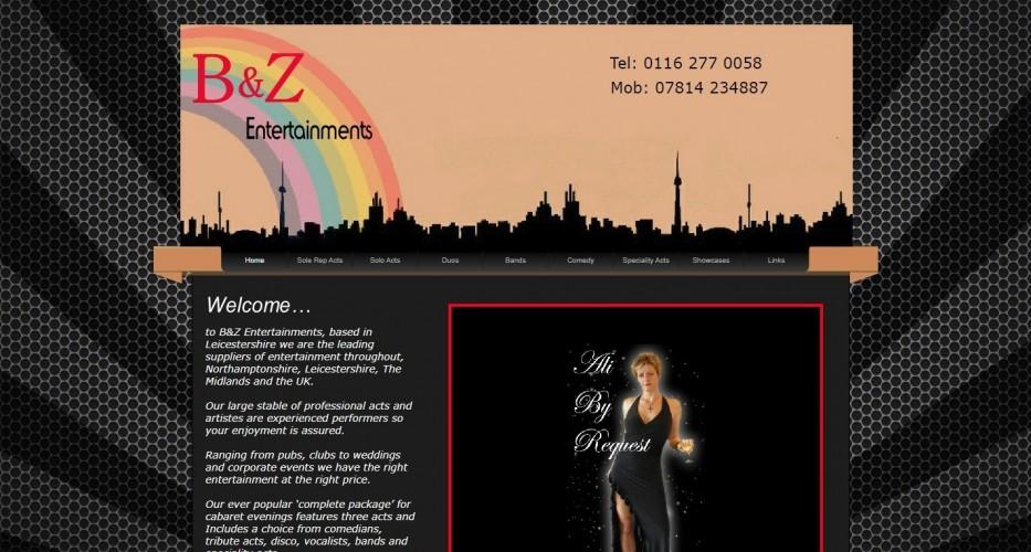 B & Z Entertainments