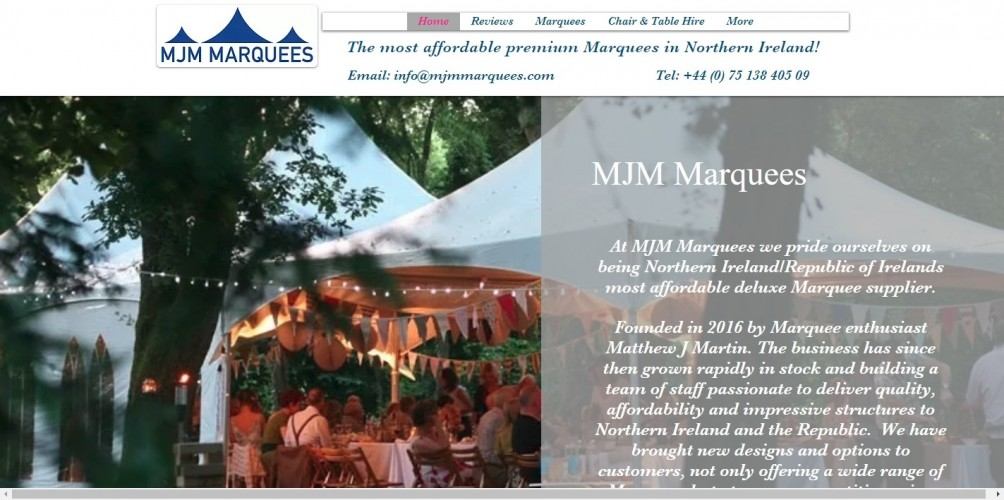 MJM Marquees