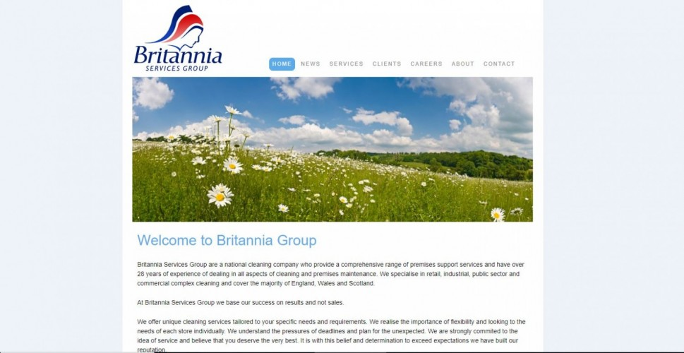 Britannia Services Group UK Ltd