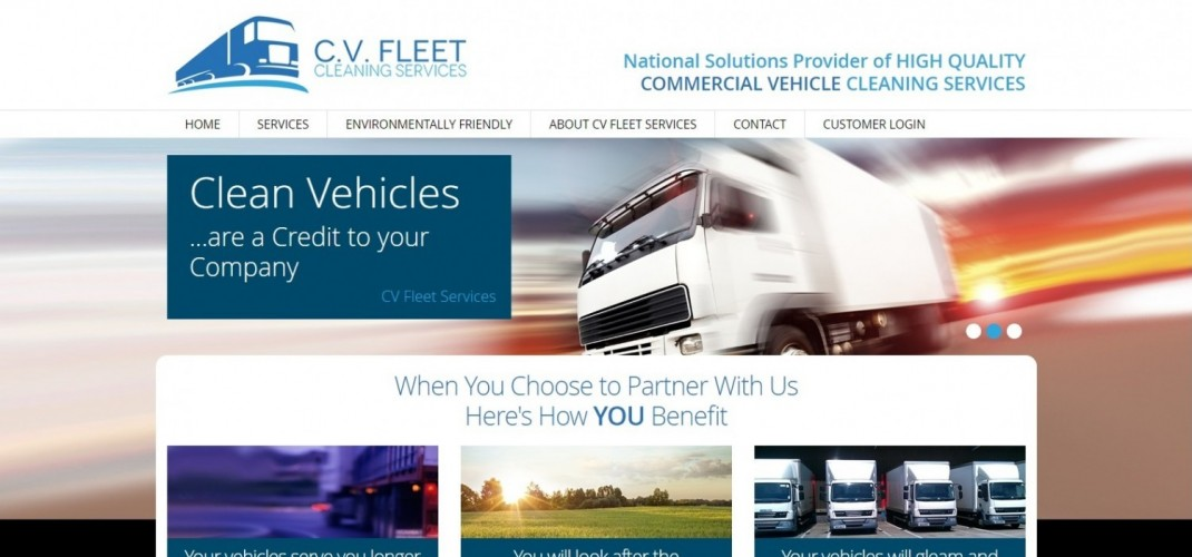 C.V. Fleet Cleaning Services Ltd