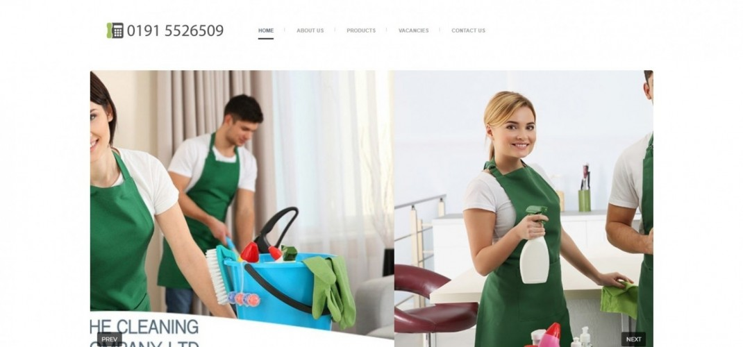 The Cleaning Company Limited