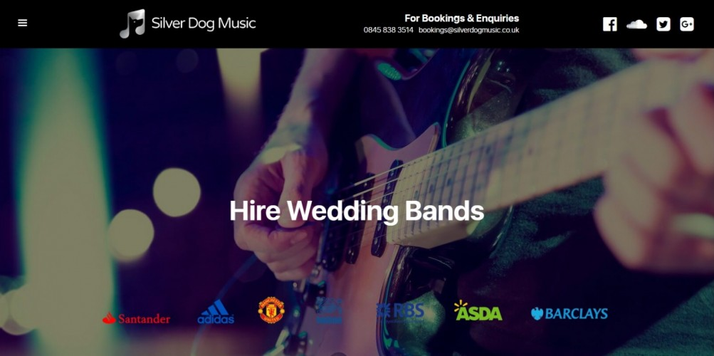 Silver Dog Music Entertainment Agency