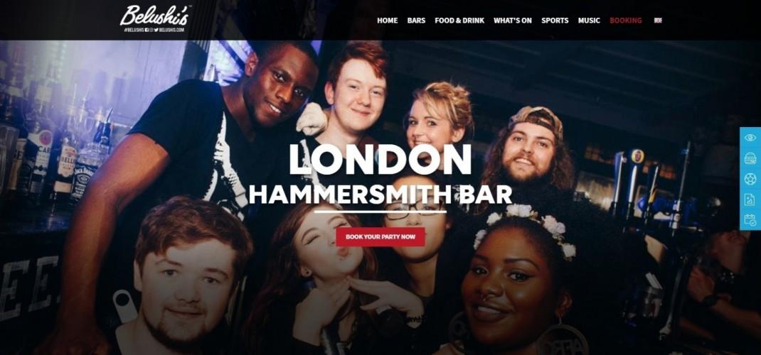 Belushi's Hammersmith