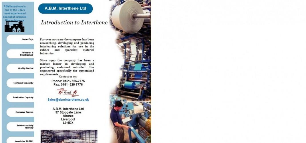 ABM Interthene a division of Aintree Plastics Ltd