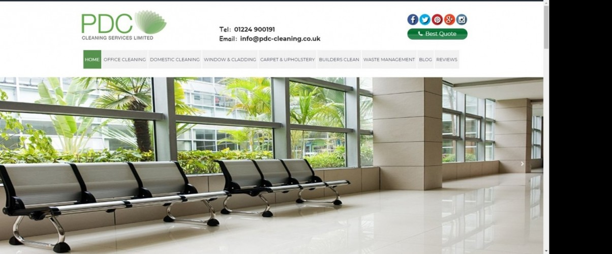 PDC Cleaning Services Limited
