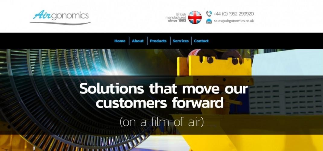 Airgonomics Ltd.