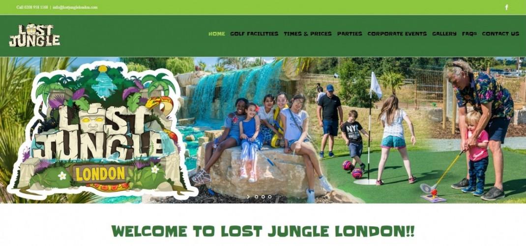 Lost Jungle London