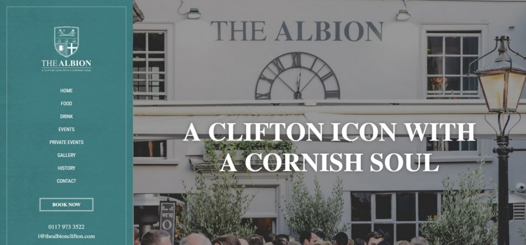 Albion at Clifton