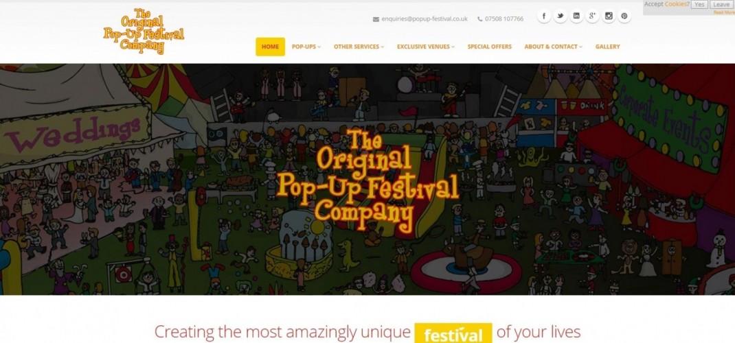 The Original Pop-Up Festival Company