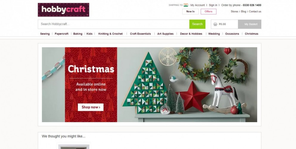 Hobbycraft Trading Limited