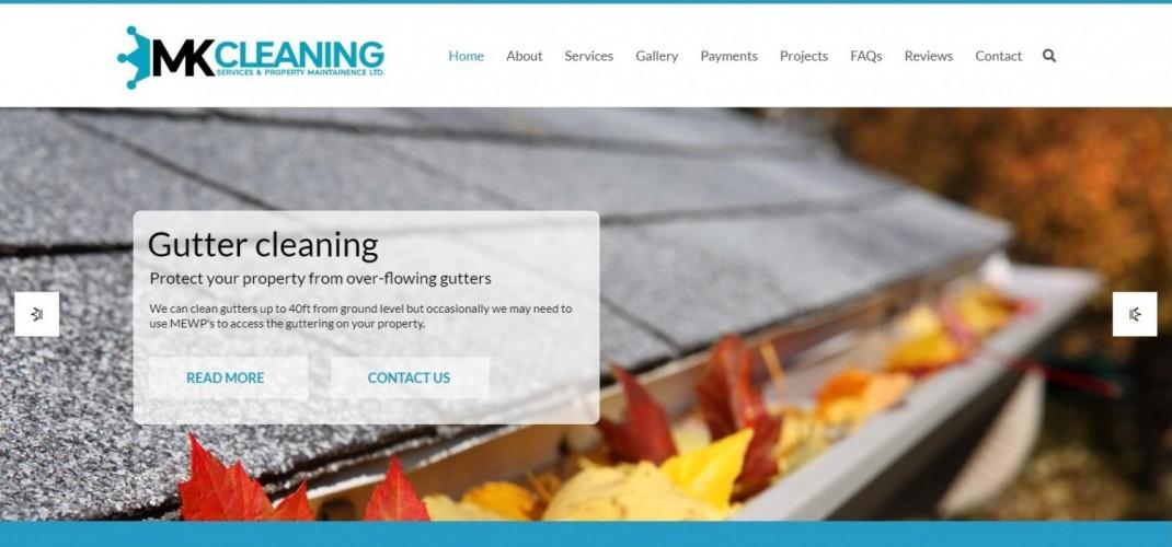 MK Cleaning Services & Property MaintenanceLtd