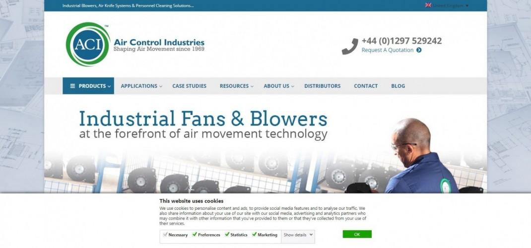 Air Control Industries Ltd