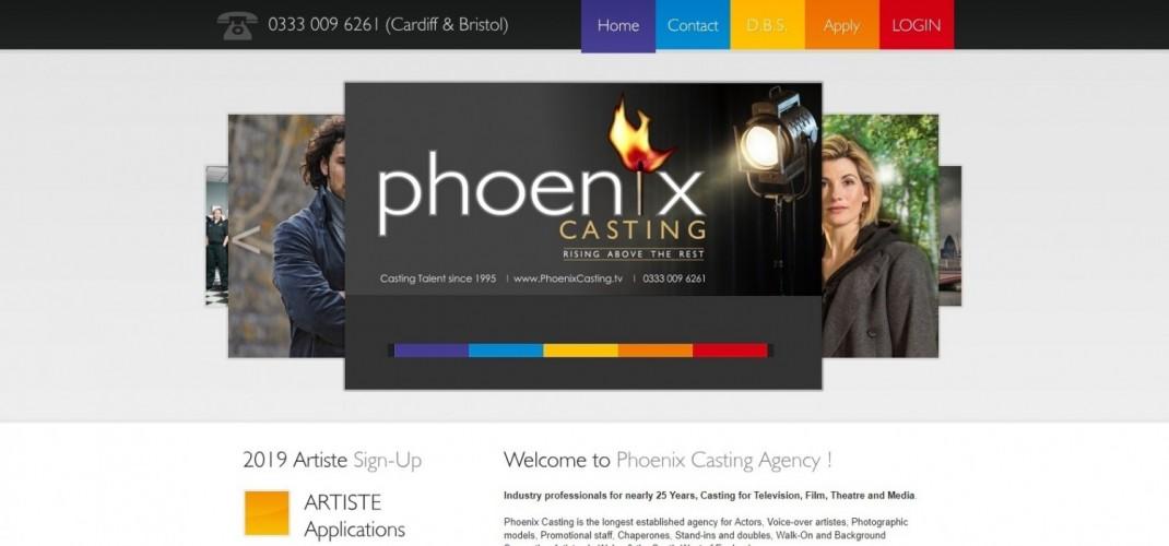 Phoenix Casting Agency
