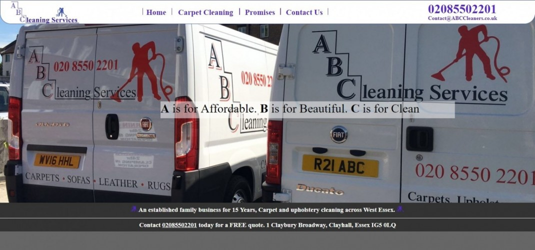 A B C Cleaning Services