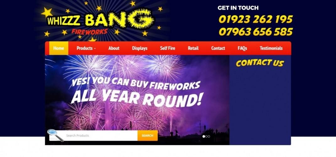Whizzz Bang Fireworks