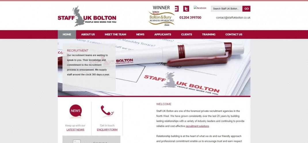 Staff UK Bolton