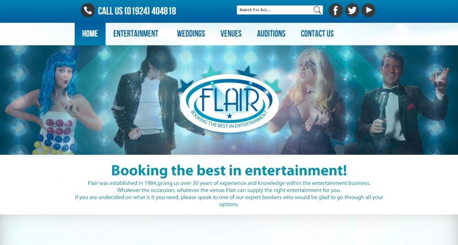 Flair Entertainments