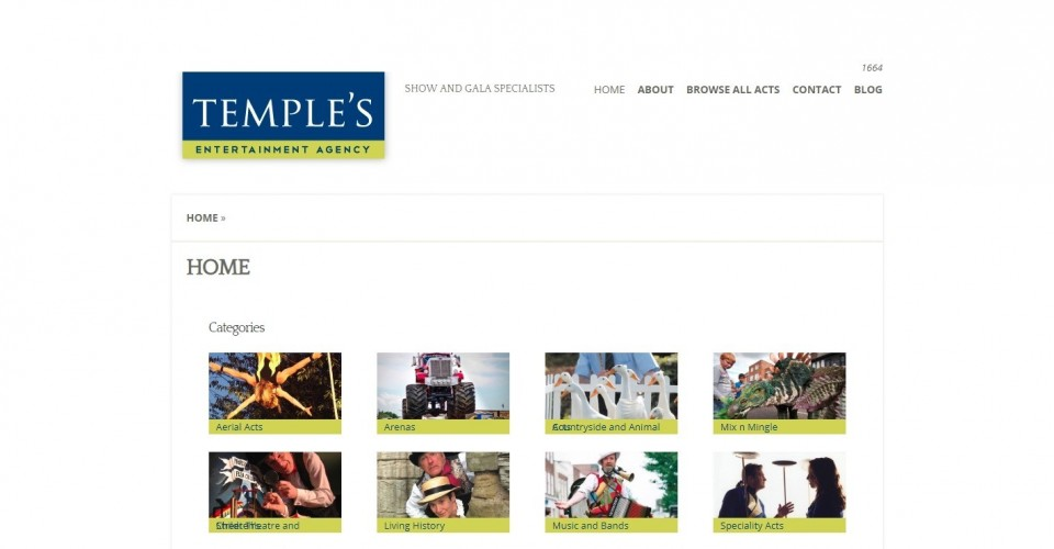 Temple's Show & Gala Agency