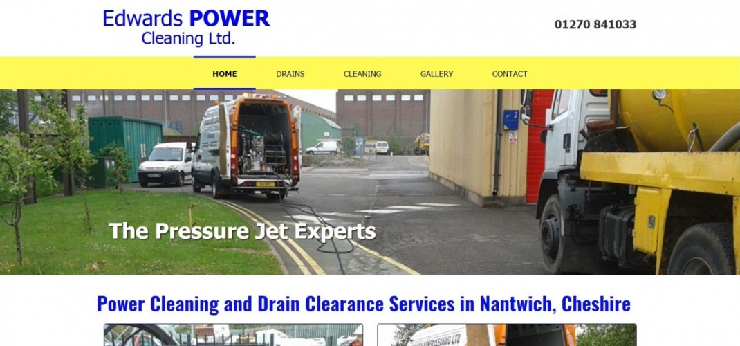 Edwards Power Cleaning