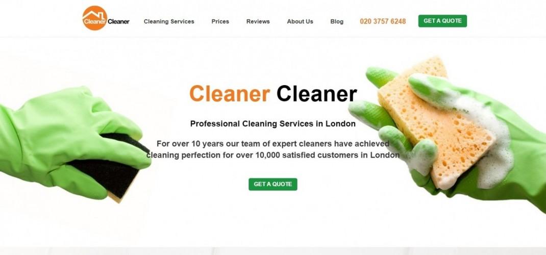 Cleaner Cleaner Ltd
