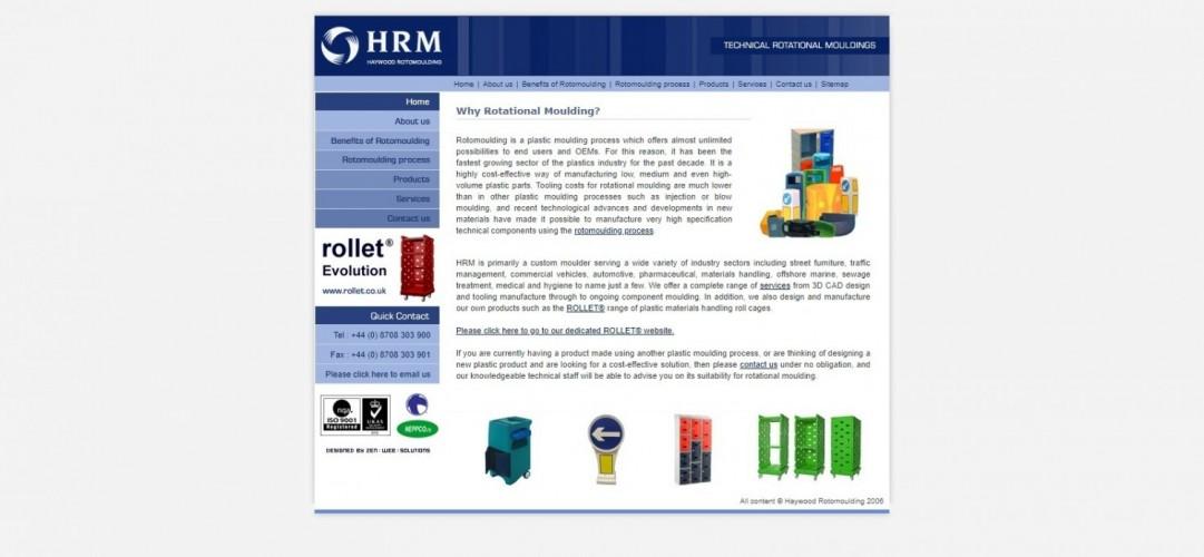 Associated Roto-Plastics Ltd