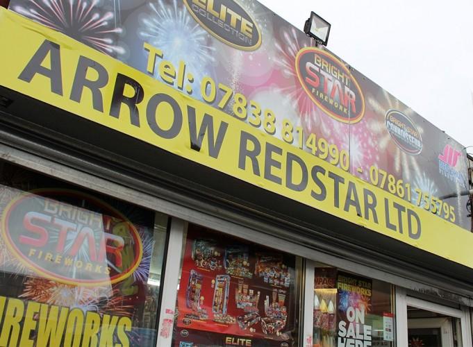 Arrow Redstar