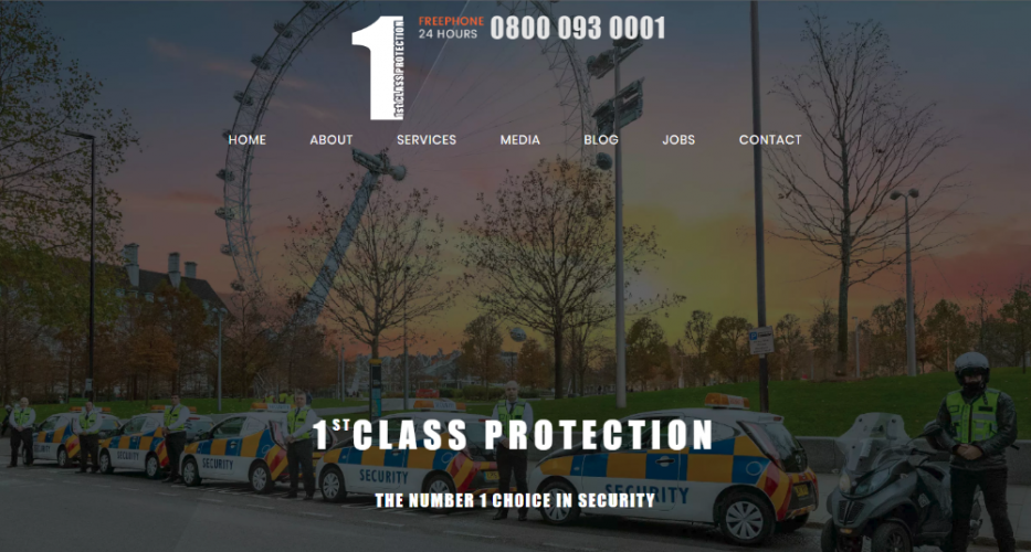 1st Class Protection