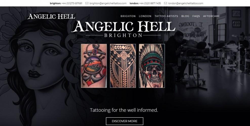 Angelic Hell London