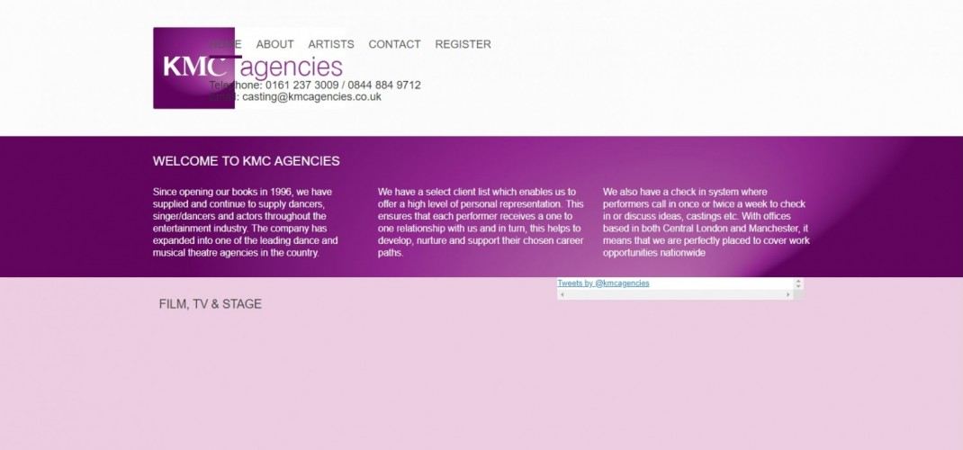 KMC Agencies Ltd