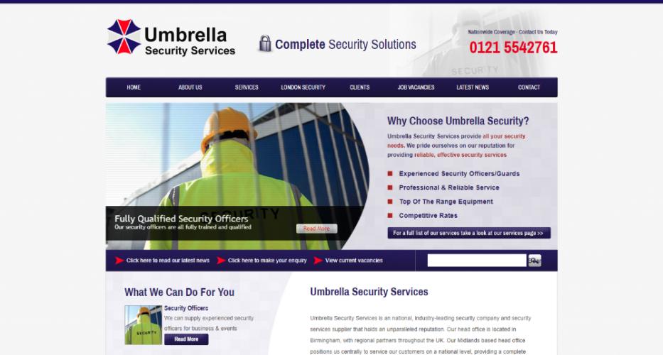 Umbrella Security Services