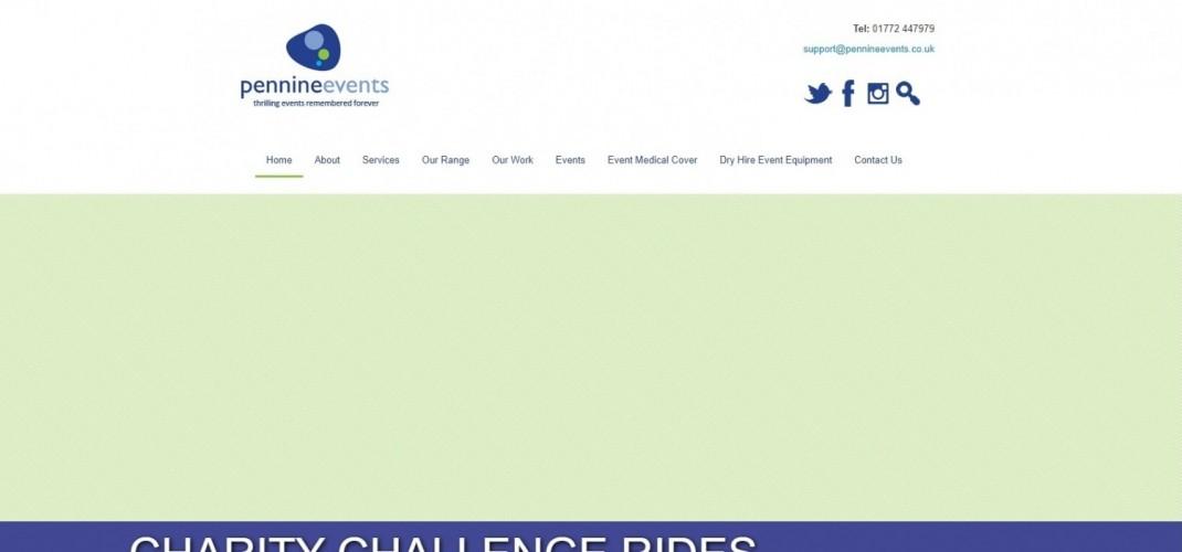 Pennine events Ltd