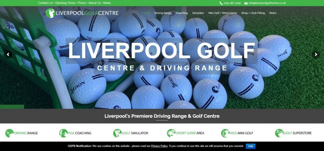 Liverpool Golf Centre & Driving Range