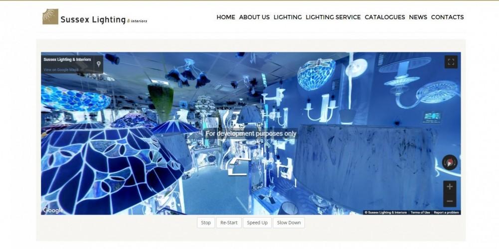 Sussex Lighting (UK) Ltd