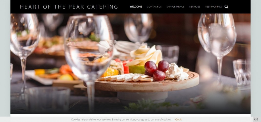 Heart of the Peak Catering