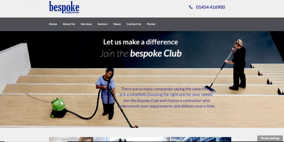 Bespoke Cleaning Services
