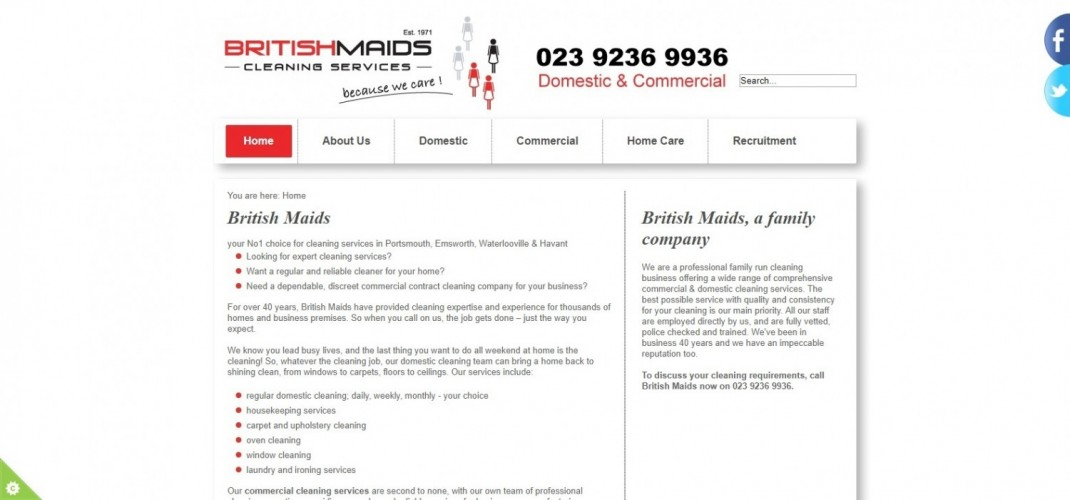 British Maids