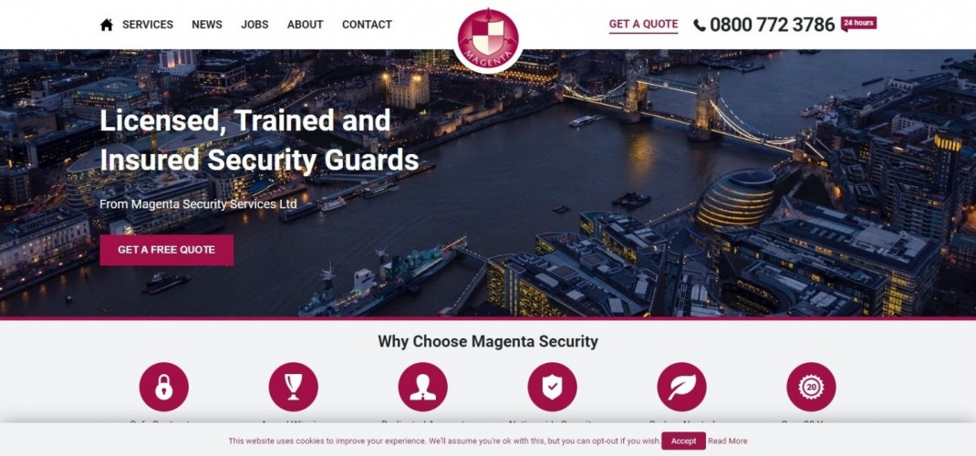 Magenta Security Services