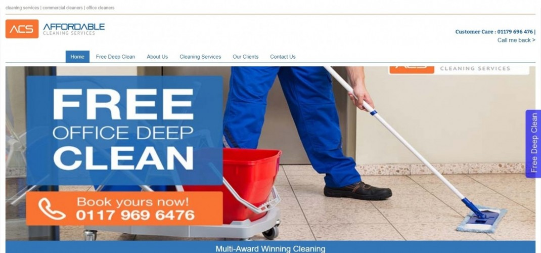 Affordable Cleaning & Services